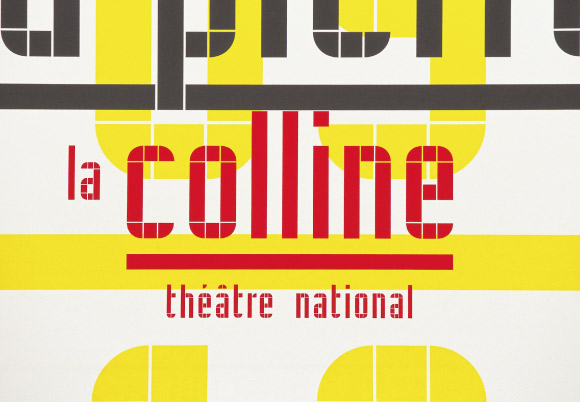 La Colline théâtre National