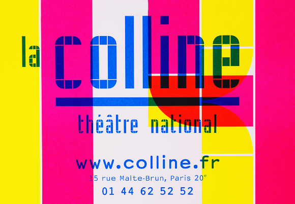 La Colline théâtre national 13/14
