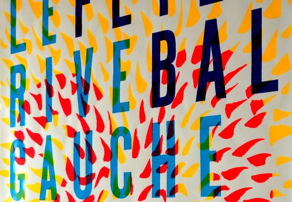Le Rive Gauche centre culturel - Affiche 20 ans