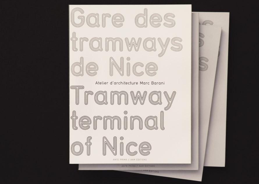 Atelier Marc Barani, Tramway de Nice
