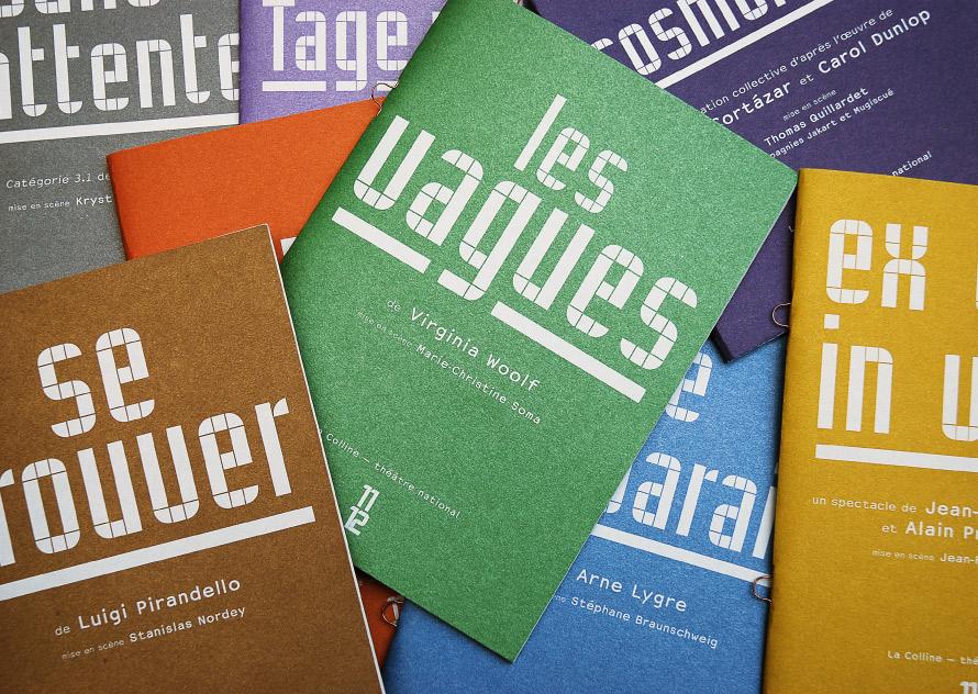La Colline théâtre national 11/12 - Programmes