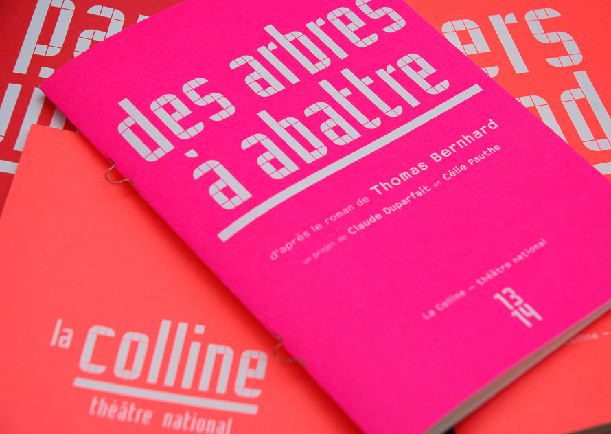 La Colline théâtre national 13/14 - Programme