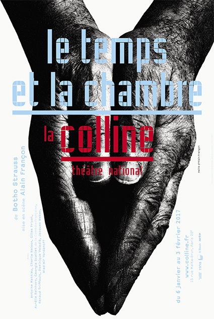 La Colline théâtre national 16/17 - Affiche