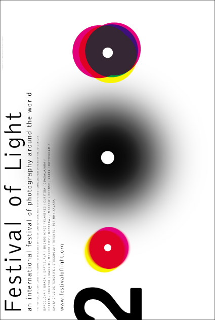 Festival of Light - Festival de la Lumière - Affiche