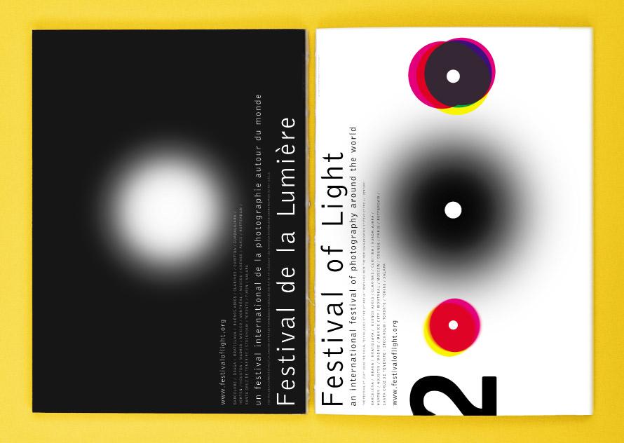 Festival of Light - Festival de la Lumière - Livret