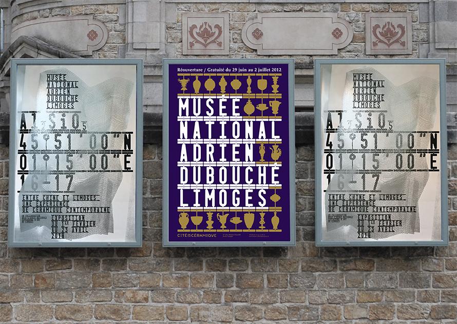 Musée National Adrien Dubouché - Exposition Al2SiO5