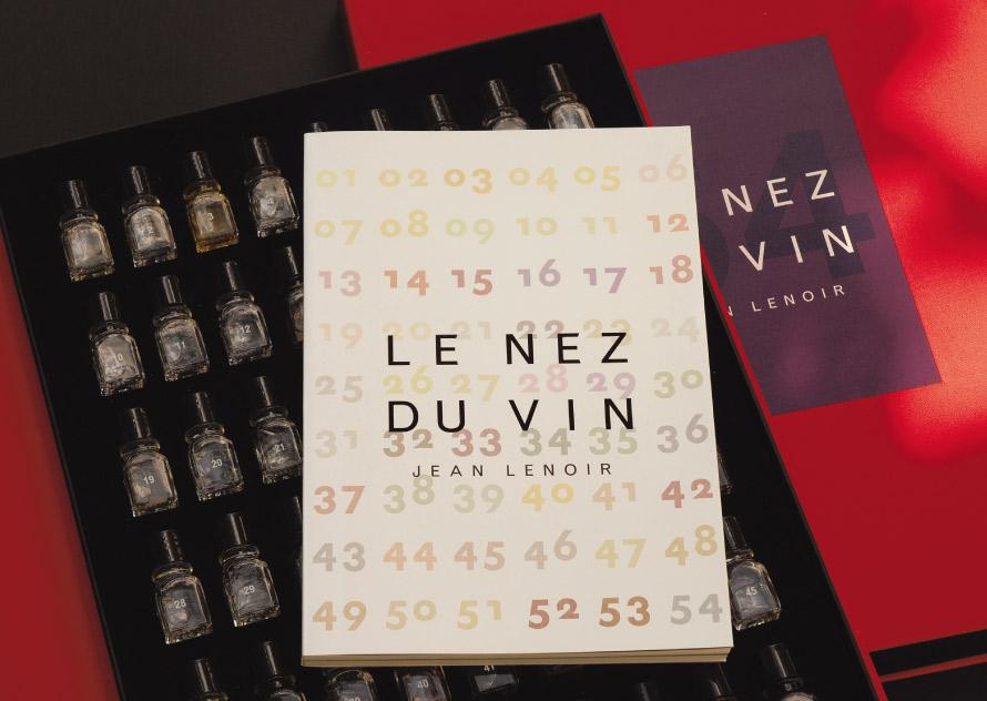 Editions Jean Lenoir, Le Nez du Vin
