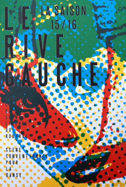 Le Rive Gauche centre culturel 15/16 - Brochure saison
