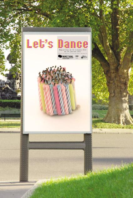 MAC/VAL, Let's Dance