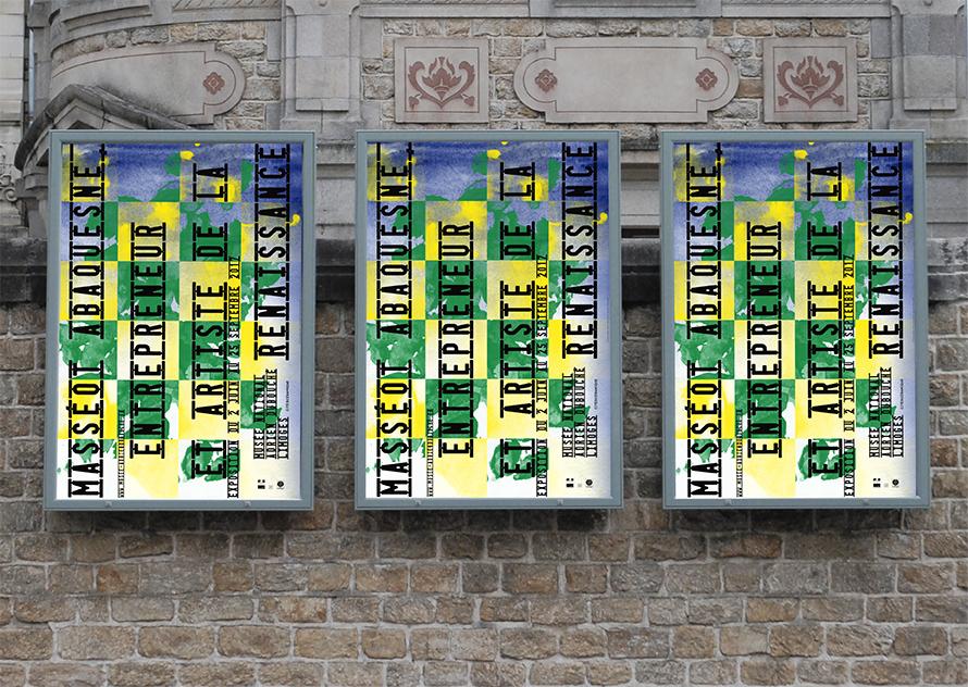 Musée National Adrien Dubouché - Exposition Masséot Abaquesne
