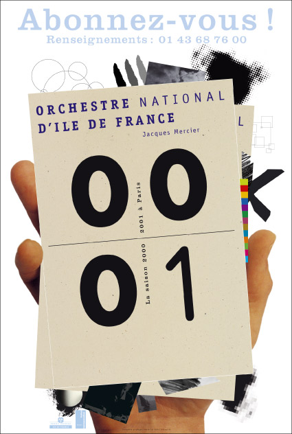 Orchestre National d'Île de France 00/01