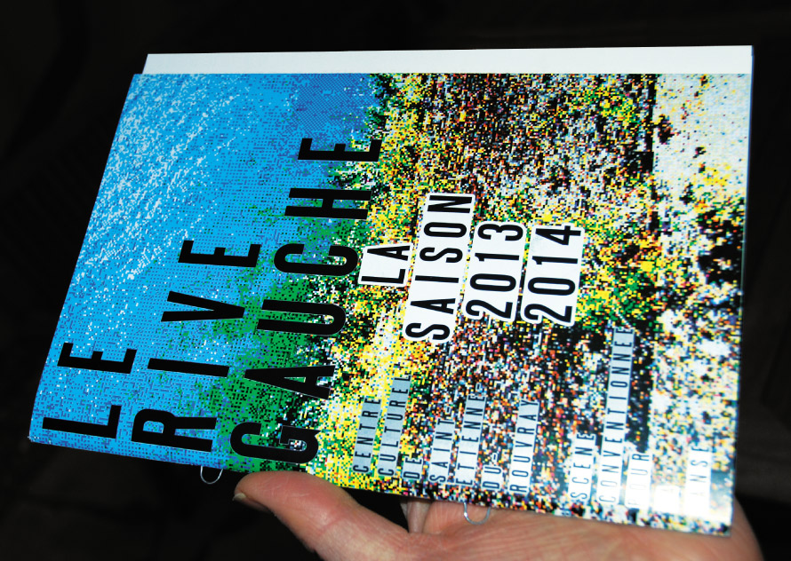 Le Rive gauche - brochure