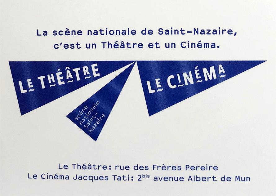 Le Théâtre – scène nationale de Saint-Nazaire