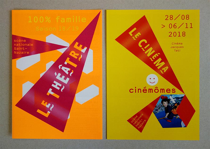 Le Théâtre – scène nationale de Saint-Nazaire 18/19 - Programmes