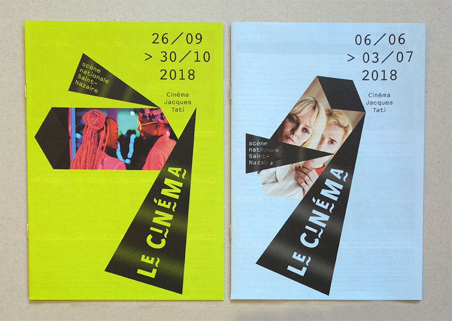 Le Théâtre – scène nationale de Saint-Nazaire 18/19 - Programme cinéma
